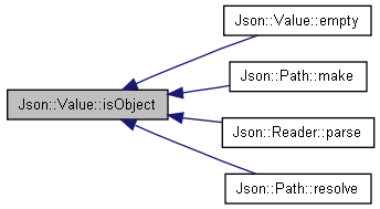 JsonCpp - JSON data format manipulation library
